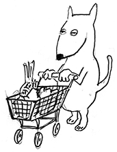 shopping-cart_dog