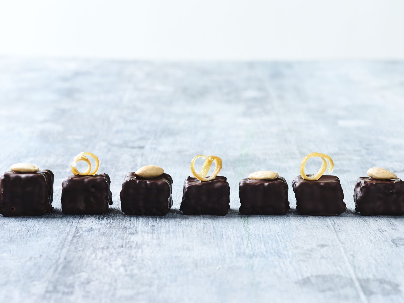 Make your own chocolate treats